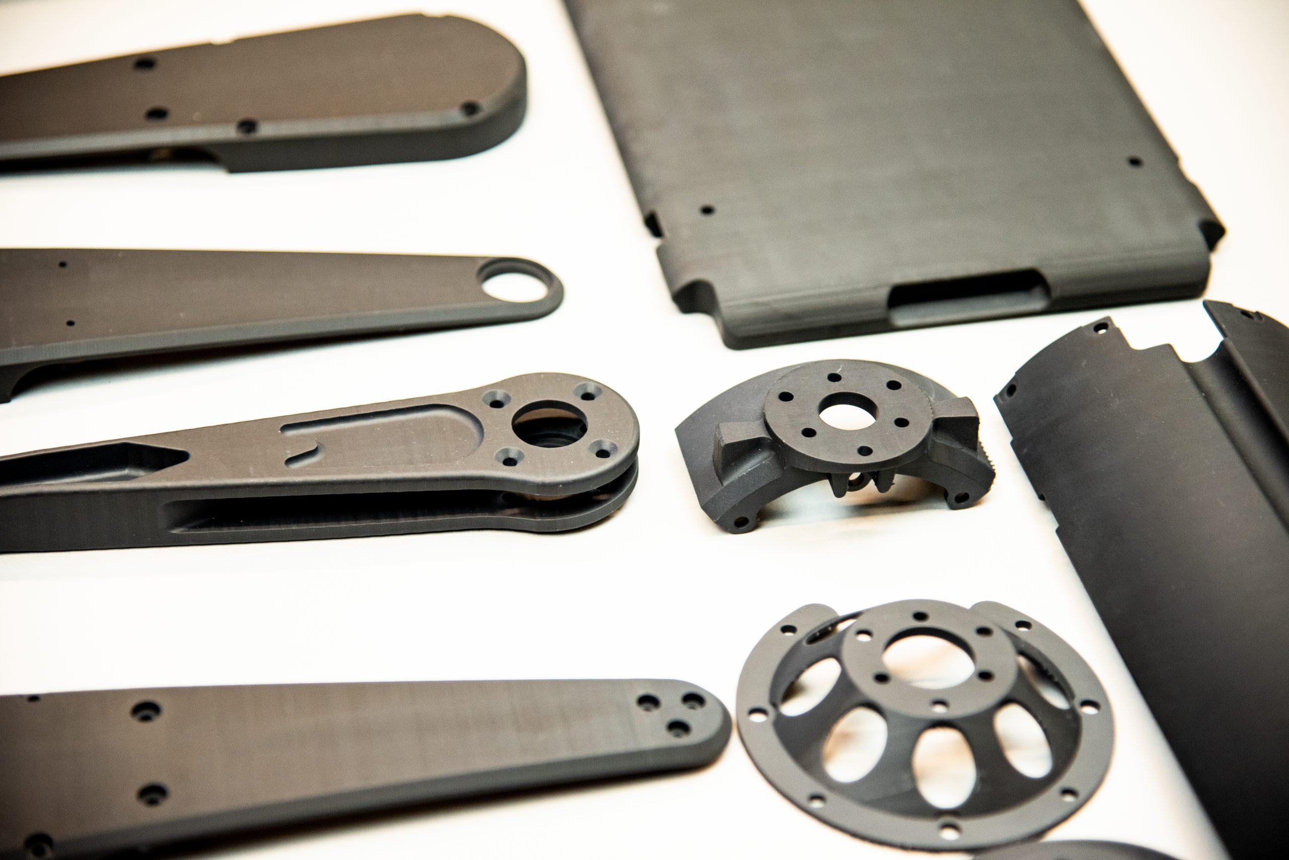 Robotics, applications, material for 3d printing